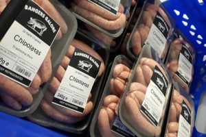 Bangers Galore traditional chipolata sausages